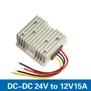 24V to 12V 15A