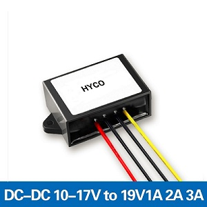 12V to 19V 1A/2A/3A