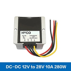 12V to 28V 8A 10A