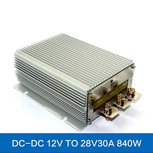 12V to 28V 30A 840W