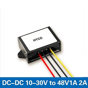 12V to 48V 1A 2A