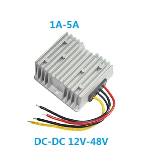 12V to 48V 1A-5A
