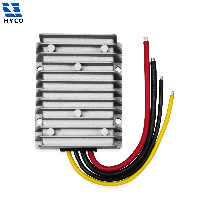 Wide Voltage 35V-90V 36V 48V 60V 72V to 24V 16A 20A Step Down Non-isolated DC DC Converter Voltage Regulator for eBike
