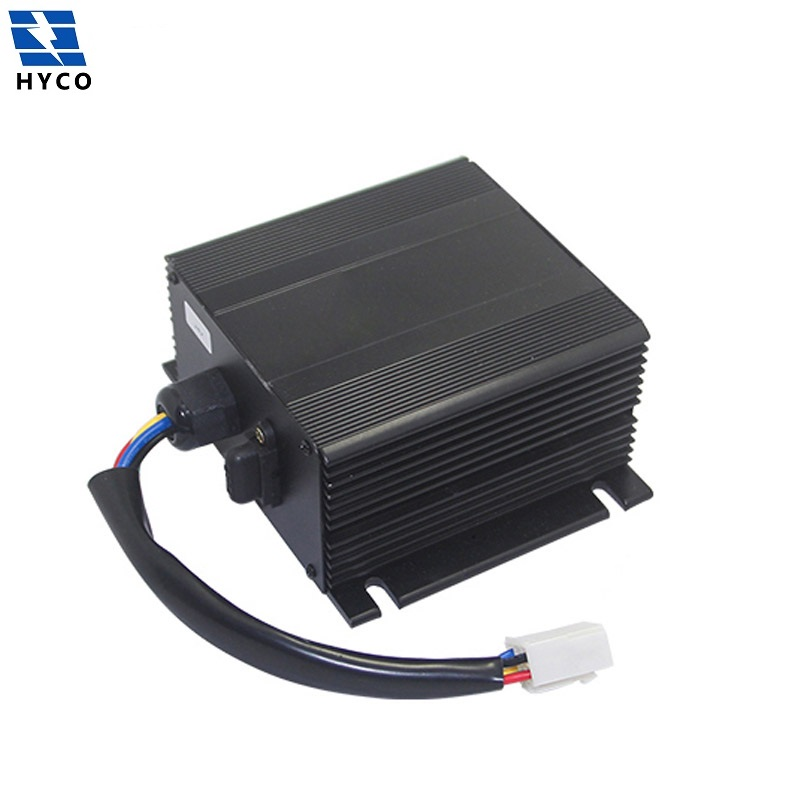 48V 60V 72V to 12V 20A 240W Isolated type DC converter 42-90V to 12V for electric rickshaw/bicycle