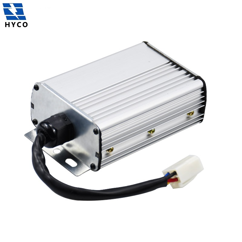 Manufacturer isolation DC DC converter 48V 60V 72V 84V 96V 108V 120V to 12V 5A 10A DC converter for electric vehicles