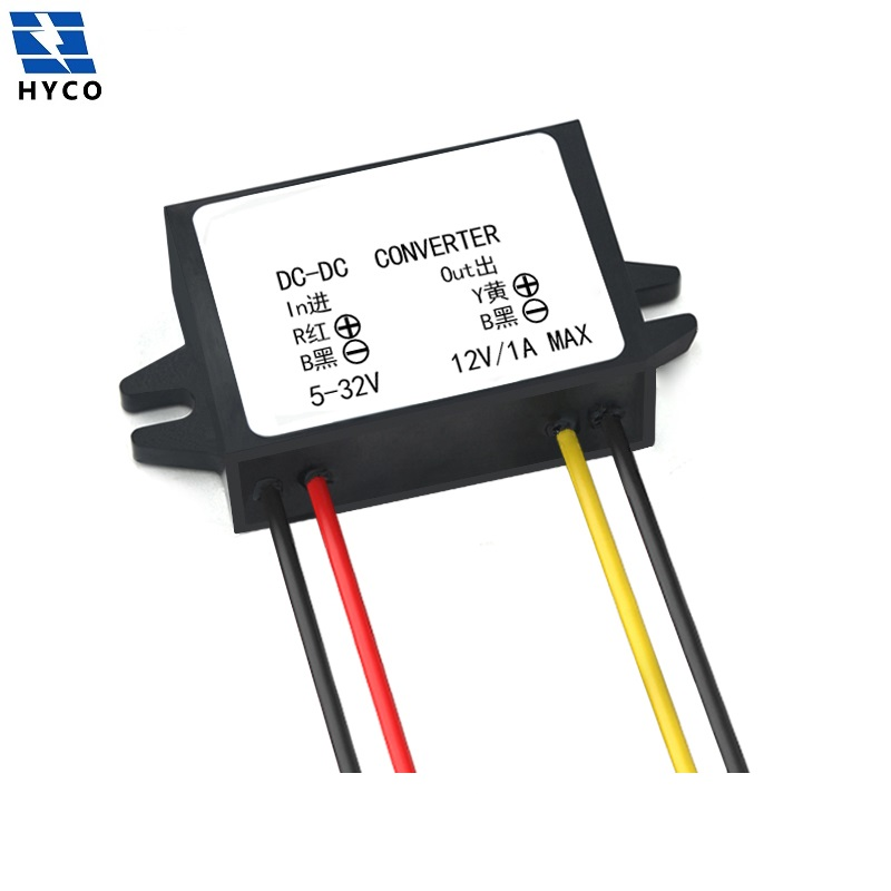 Lorry truck car motors dc 5-32v voltage regulator to dc 12v 1A 2A 3A 10-30w converter